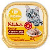 Carrefour Terrine Rijk aan Kalfsvlees en met Wortelen 100 g