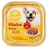 Carrefour Terrine Rijk aan Kalkoen 150 g