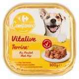 Carrefour Terrine Rijk aan Kip 300 g