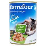 Carrefour Bouchées en Gelée à l'Agneau et au Foie 400 g
