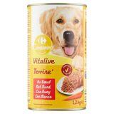Carrefour Paté met Rundvlees en Wortelen 1230 g