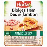 Herta Dés de Jambon Nature 2 x 75 g