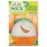 Air Wick Deco Sphere Luchtverfrisser Mango & Limoen 75 ml