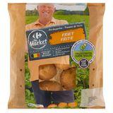 KKC Carrefour Frietaardappelen 2.5 kg