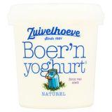 Zuivelhoeve Boer'n Yoghurt Naturel 800 g