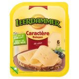 Leerdammer Caractère Belegen Mi-Vieux 150 g