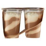 Le Viennois Liégeois Mousse Koffie 4 x 90 g