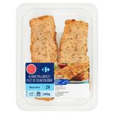 Carrefour Filet de Colin d'Alaska 200 g