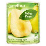 Carrefour Peren Halve Peren op Lichte Siroop 825 g