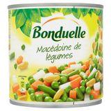 Bonduelle Macédoine de légumes 400 g