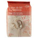 Carrefour Farine de Blé T 45 1 kg