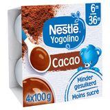 Nestlé Yogolino Cacao 4x100g