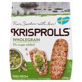 Krisprolls Zweeds Brood Volkoren 225gr