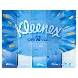 Kleenex The Original Zakdoeken 4-Laags 30 Stuks