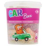 Carrefour Car Box Bâtonnets Acidulés 220 g