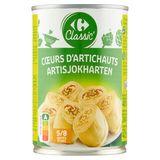 Carrefour Cœurs d'Artichauts 400 g