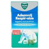 Vicks Bonbons Respir-Aise VapoPlus Eucalyptus 40 g