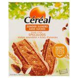 Céréal Zonder Suikers Smaak Speculoos Stukjes Amandel 2 x 5 Koekjes 110 g