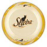 Sheba Aliment Chat Barquette Blanc de Poulet 80 g