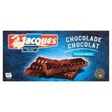 Jacques Chocolat Noir 2 x 200 g