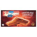 Jacques Chocolat Lait 2 x 200 g