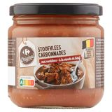 Carrefour Rundstoofvlees op Vlaamse Wijze 400 g
