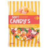 Carrefour Soft Candy's Bonbons Tendres 500 g