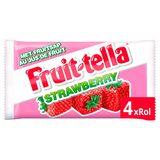 Fruittella Strawberry 4 x 41 g