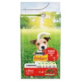 FRISKIES Hondenvoer Mini Menu Brokken Rund en Granen 1.5 kg