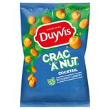 Duyvis Crac A Nut Pinda's Cocktail Flavour 200g