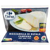 Carrefour Mozzarella di Bufala Campana AOP 125 g