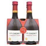 J.P. Chenet Cabernet-Syrah pays d'Oc 4 x 25 cl