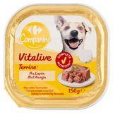 Carrefour Terrine Rijk aan Konijn 150 g