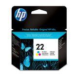 HP - Cartouches d'encre 22 - Tri-color C/M/Y