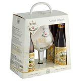 Tripel Karmeliet Special Giftpack 4 x 33 cl + 1 Glas