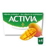 Activia Yoghurt Mango met Probiotica 4 x 125 g
