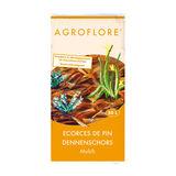 Agroflore - Écorcesdepinmulch 50L