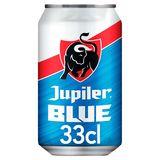 Jupiler Blue Blond Bier Blik 33 cl
