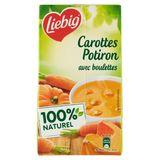 Liebig DéliSoup' Wortel Pompoen met Balletjes 1 L