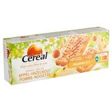 Céréal Moins de Sucres Biscuits Pomme-Noisette 4 x 4 Biscuits 230 g
