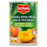 Del Monte Halve Perziken op Lichte Siroop 420 g