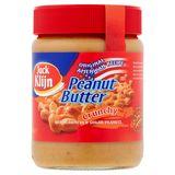 Jack Klijn Peanut Butter Crunchy 350 g