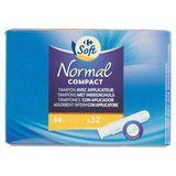 Carrefour Compact met Inbrenghuls Normal 32 Stuks