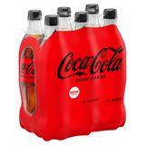 Coca-Cola Zero Sugar 6 x 500 ml