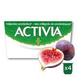 Activia Yoghurt Vijg met Probiotica 4 x 125 g