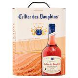 Cellier des Dauphins Prestige Côtes du Rhône Rosé 3 L
