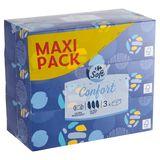 Carrefour Confort Super Soft 3-Laagjes Maxi Pack 3 x 110 Stuks