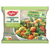 Iglo Légumes Vapeur - Carottes Brocolis Romanesco 300 g