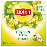 Lipton Pyramides Kruidenthee Linden 20 Theezakjes 26 g