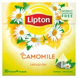 Lipton Pyramide Infusion Camomille 20 Sachets